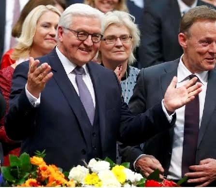 Le Vietnam felicite le nouveau president allemand Frank-Walter Steinmeier hinh anh 1