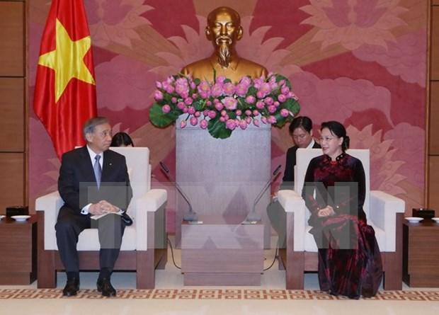 Elargissement de la cooperation entre les localites vietnamiennes et japonaises hinh anh 1