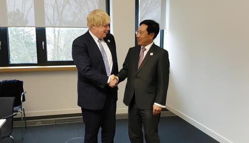 Le Vietnam plaide pour des liens accrus avec le Royaume-Uni, les Etats-Unis et le Bresil hinh anh 1