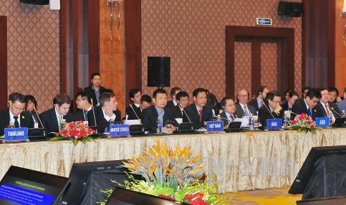 L'APEC se penche sur la situation economique mondiale et regionale hinh anh 1
