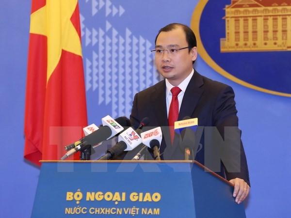 Mer Orientale: le Vietnam demande de ne pas complexifier davantage la situation hinh anh 1
