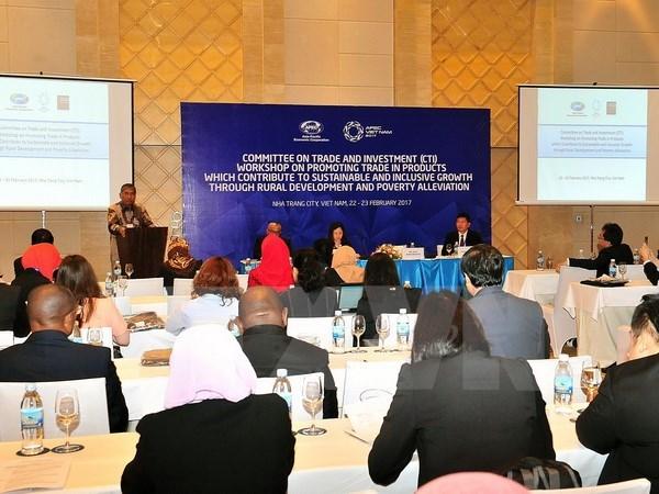 APEC : Ce qu'il faut retenir de la 5e journee de travail de la SOM 1 hinh anh 1