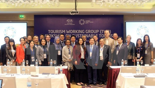 APEC : Du copieux au menu de la SOM 1 et des reunions connexes hinh anh 1