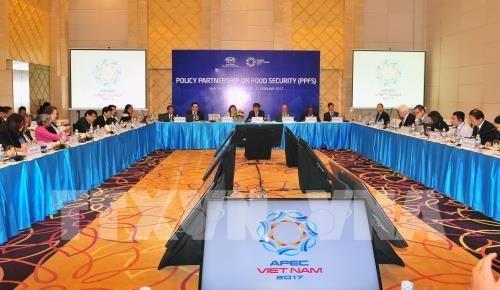L'APEC fait de la securite alimentaire une des priorites hinh anh 1