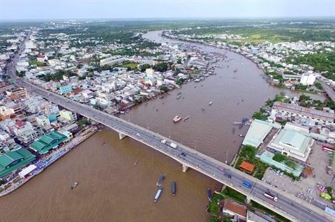 Le Vietnam veut accelerer le developpement de la navigation fluviale hinh anh 2