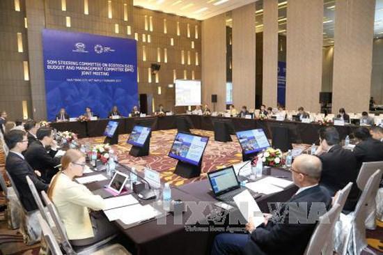 APEC : Ce qu'il faut retenir de la 10e journee de travail de la SOM 1 hinh anh 1