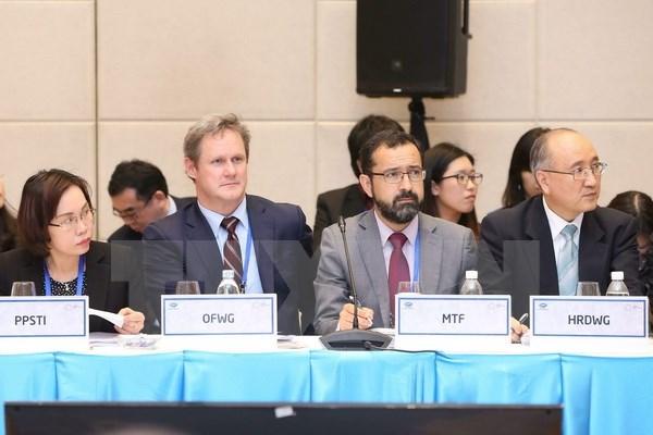 APEC : Les immanquables des derniers jours de travail de la SOM 1 hinh anh 1