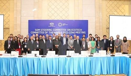 APEC : les comites abordent leur derniere journee de travail avant la SOM 1 hinh anh 1