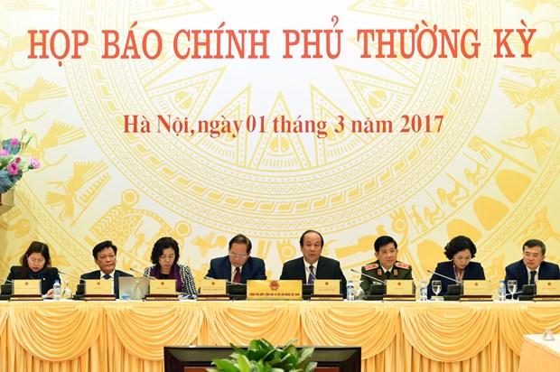 """""""La lutte contre la corruption ne connait pas de zone interdite"""" hinh anh 1"""