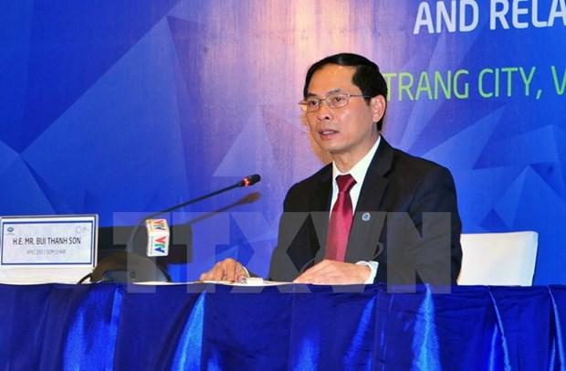 Le Vietnam a propose des initiatives majeures pour l'Annee de l'APEC 2017 hinh anh 1