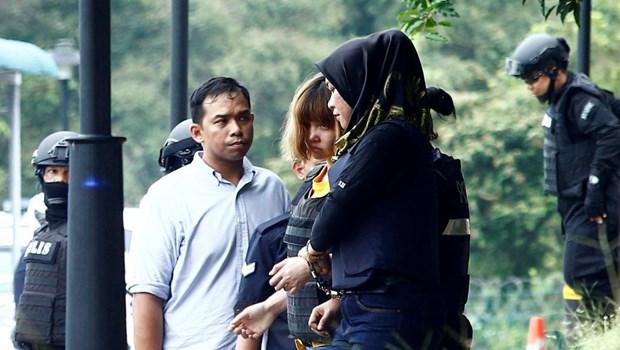 L'ambassade du Vietnam en Malaisie fournit une protection consulaire a Doan Thi Huong hinh anh 1