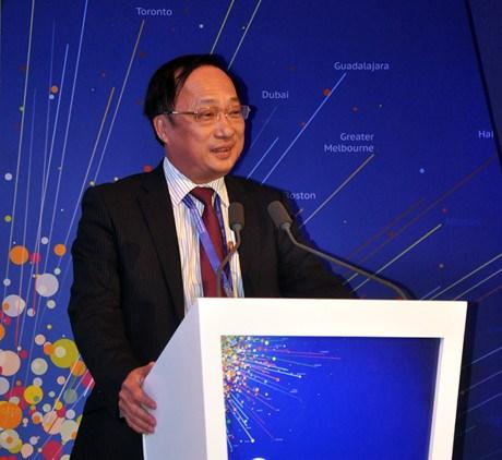 Le Vietnam participe au Sommet mondial des villes aux Emirats Arabes Unis hinh anh 1