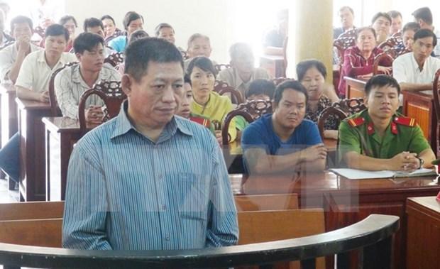 Un Cambodgien condamne pour meurtre et usage illicite d'arme au Vietnam hinh anh 1