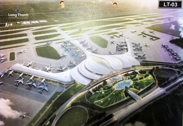 Le Vietnam reflechit a l'architecture de son plus grand aeroport hinh anh 2