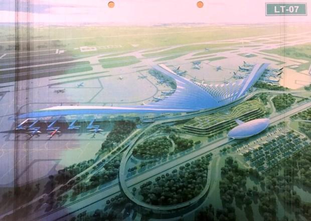 Le Vietnam reflechit a l'architecture de son plus grand aeroport hinh anh 1