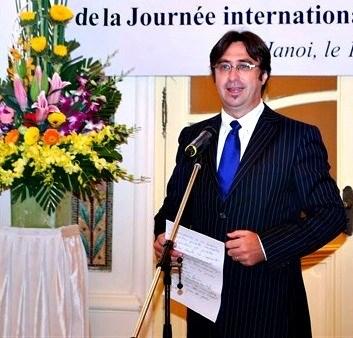 Mot du Representant regional pour l'Asie et le Pacifique de l'OIF hinh anh 1