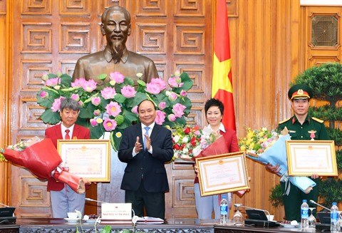 Nguyen Thi Nhung, la «Dame de fer» du tir sportif vietnamien hinh anh 2