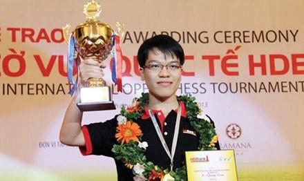 Le Quang Liem rafle le 7e Tournoi international d'echecs HDBank hinh anh 1
