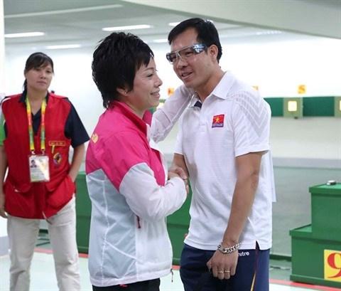 Nguyen Thi Nhung, la «Dame de fer» du tir sportif vietnamien hinh anh 3