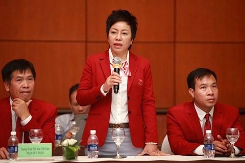 Nguyen Thi Nhung, la «Dame de fer» du tir sportif vietnamien hinh anh 1