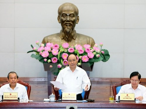 Le gouvernement actif dans l'amelioration de l'environnement des affaires hinh anh 1