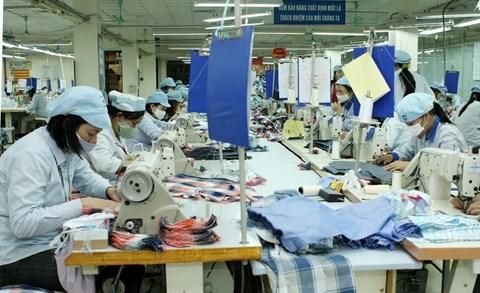 Le textile vietnamien rassure apres le retrait americain du TPP hinh anh 1