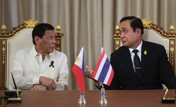 Thailande et Philippines mettent en avant la paix et la stabilite en Mer Orientale hinh anh 1