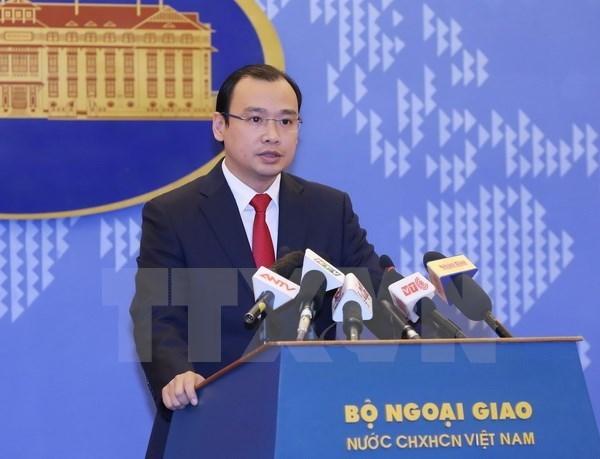 Le porte-parole du MAE souligne les efforts du Vietnam pour promouvoir les droits de l'homme hinh anh 1