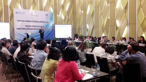 La cooperation internationale essentielle contre la traite des personnes hinh anh 1