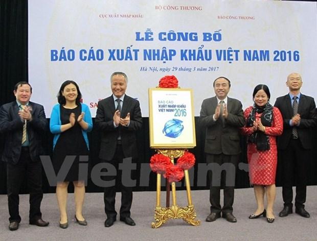 Le Vietnam publie son premier rapport sur les exportations et importations hinh anh 1