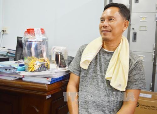 Arrete avec 18 kilos d'or, un commandant cambodgien condamne a 6 ans de prison hinh anh 1