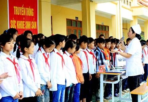 Sante scolaire : Hanoi veut prendre les choses en main hinh anh 2