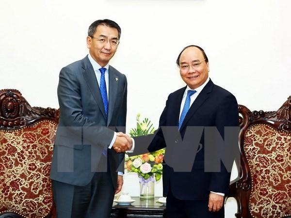 Le Vietnam souhaite intensifier les relations avec la Mongolie hinh anh 1