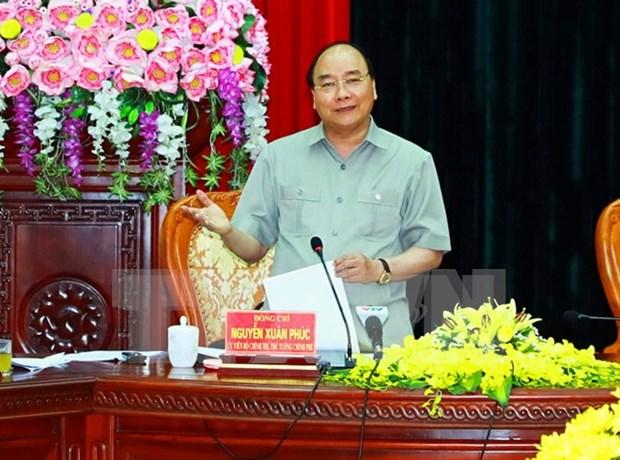Le PM Nguyen Xuan Phuc appelle a faire de Ninh Binh un pole touristique mondial hinh anh 1