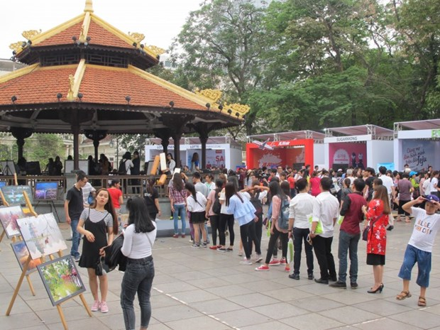 """Les Journees sud-coreennes"" enflamme les foules a Hanoi hinh anh 3"