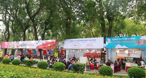 Au Vietnam, des fetes du livre pour developper la lecture pour tous hinh anh 1