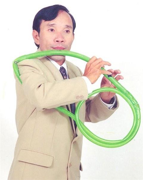 Mai Dinh Toi, l'instrumentiste qui part dans tous les sons hinh anh 1