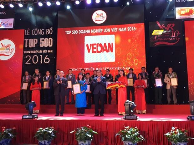 Le taiwanais Vedan se veut ambitieux au Vietnam hinh anh 1