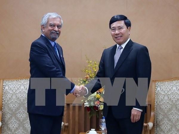 """L'ONU, """"element important"""" dans la politique exterieure du Vietnam hinh anh 1"""