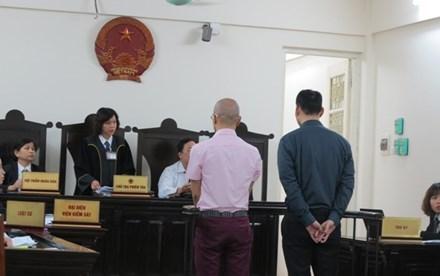Deux etrangers condamnes pour contrebande de sept statues en or hinh anh 1