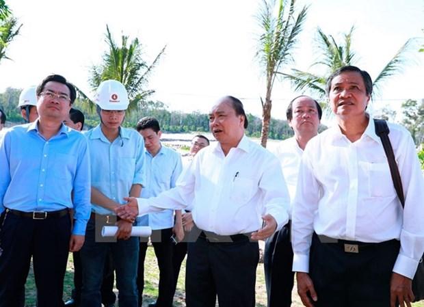 Phu Quoc doit etre une zone pionniere, dit le chef du gouvernement hinh anh 2