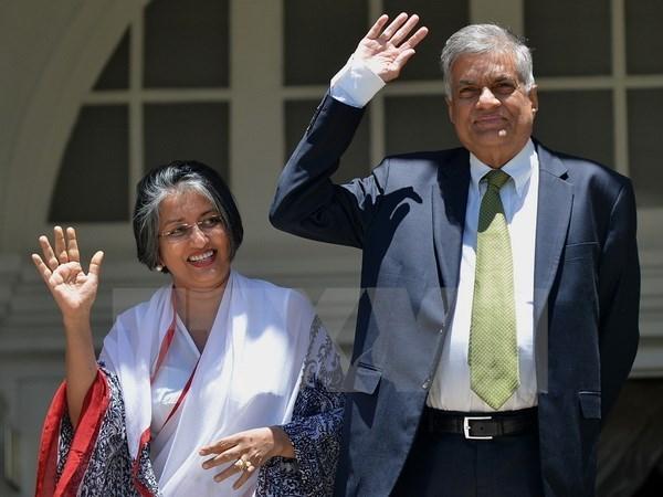 Le PM sri lankais Ranil Wickremesinghe entame sa visite officielle au Vietnam hinh anh 1