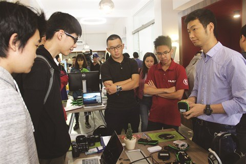 Valoriser la communaute des start-up au Vietnam hinh anh 1