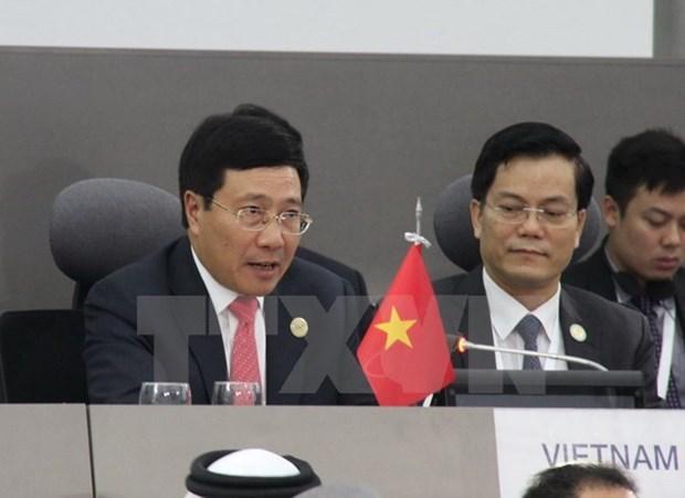 Le Vietnam attache de l'importance au developpement stable et durable avec la Chine hinh anh 1