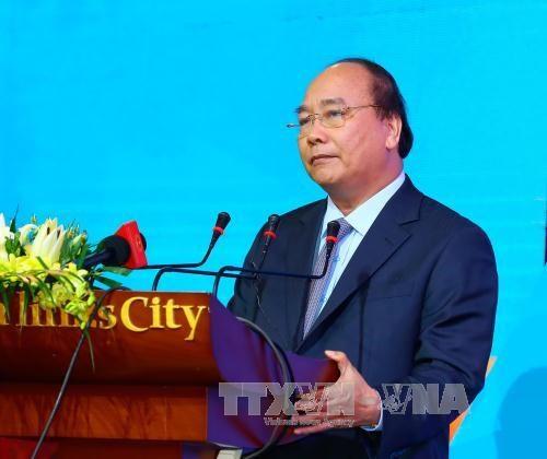Binh Thuan doit developper une economie verte, propre et durable, dit le PM hinh anh 2
