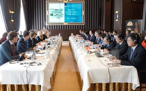 Vietnam et Pays-Bas poursuivent leur cooperation dans l'adaptation aux changements climatiques hinh anh 1