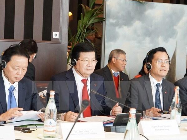 Le Vietnam souhaite renforcer ses liens avec l'Irlande hinh anh 1