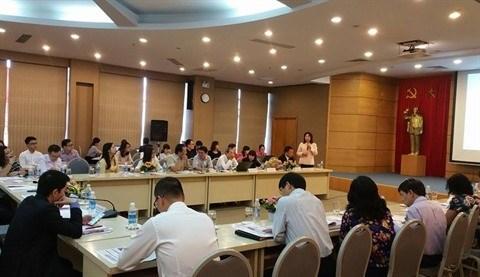 La VCCI souligne l'importance de la gouvernance des entreprises hinh anh 1