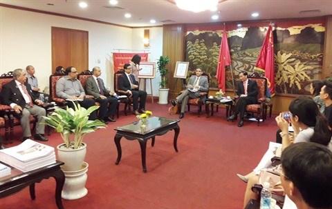 Les entreprises vietnamiennes et pakistanaises veulent renforcer leurs liens hinh anh 1