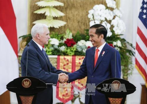 Les Etats-Unis et l'Indonesie boostent leur partenariat strategique hinh anh 1